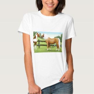 Amis de poney t-shirt