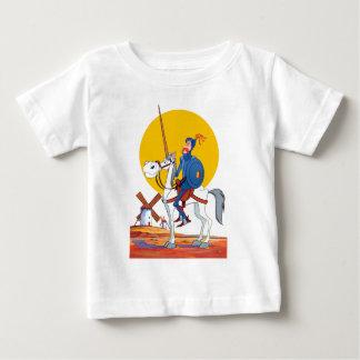 AMIS de s de DON DON QUICHOTTE '- plante grimpante T-shirt Pour Bébé