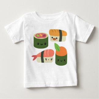 Amis de sushi t-shirt pour bébé