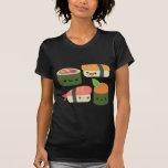 Amis de sushi t-shirts