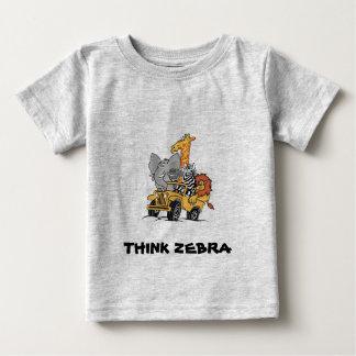 AMIS de ZÈBRE pour des BÉBÉS T-shirt Pour Bébé