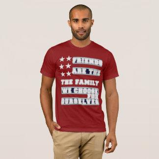 Amis - ma famille t-shirt