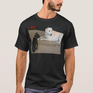 Amitié de chien t-shirt