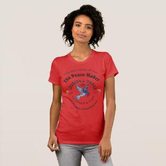 Amitié et paix t-shirt