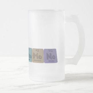 Ammono-Être-MOIS-Aucun-Américum-Molybdène-Nobelium Tasse