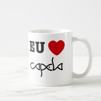 AMO d'Eu de Caneca Capela Tasse À Café