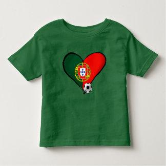 Amor, Portugal e Futebol - quer de vôce de mais de T-shirts