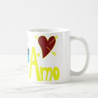 AMOR TASSE À CAFÉ