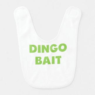 Amorce de dingo bavoir pour bébé