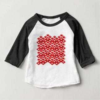 Amour #3 t-shirt pour bébé