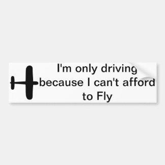 Amour à voler autocollant de voiture