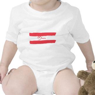 Amour Autriche Bodies Pour Bébé