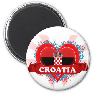 Amour Croatie du cru I Aimants