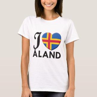 Amour d'Aland T-shirt