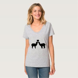 Amour d'alpaga t-shirt