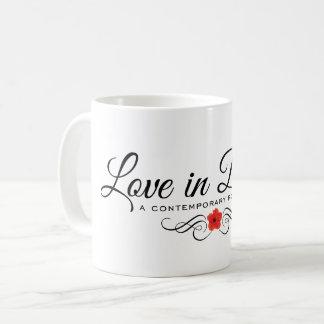 Amour dans la tasse Romance contemporaine de fleur
