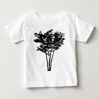 Amour d'arbre t-shirt pour bébé