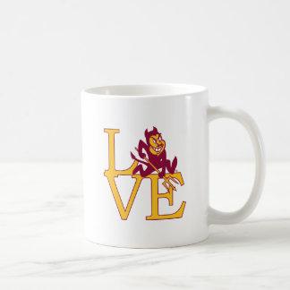 Amour d'ASU Mug
