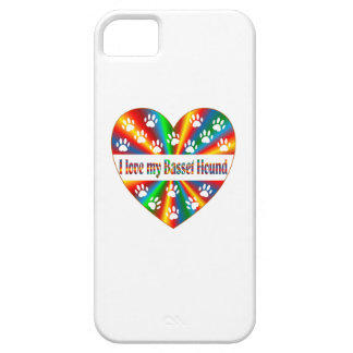 Amour de Basset Hound Coques iPhone 5 Case-Mate
