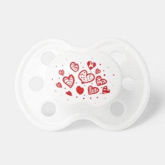 Amour de bébé 0-6 mois de tétine de BooginHead®
