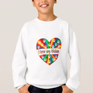 Amour de Bichon Sweatshirt