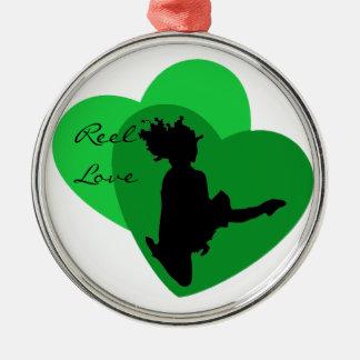 Amour de bobine - danse d'Irlandais Ornements