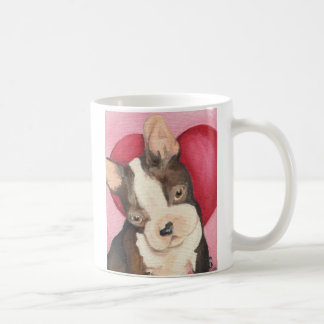 Amour de Boston Terrier Mug