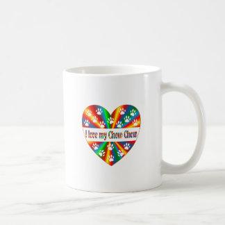 Amour de bouffe de bouffe mug