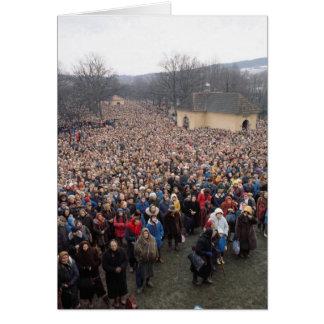 Amour de carte de la Pologne 80