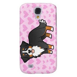 Amour de chien de montagne de Bernese Coque Galaxy S4
