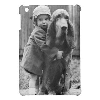 Amour de chiot étui iPad mini