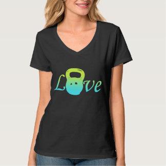 amour de cloche de bouilloire t-shirt