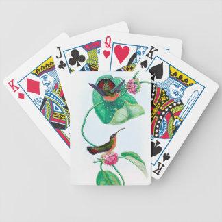 Amour de colibri jeu de cartes