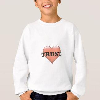 amour de confiance sweatshirt