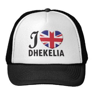 Amour de Dhekelia Casquette De Camionneur