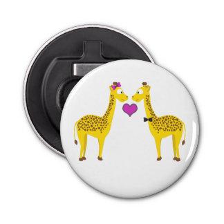 Amour de girafe