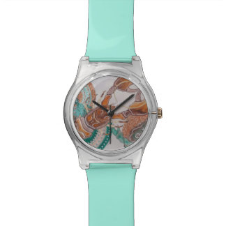 Amour de homard montres cadran