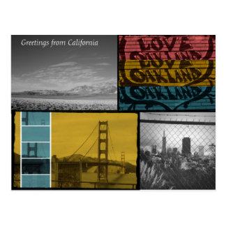 Amour de la Californie ! Carte Postale
