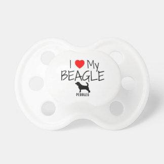 Amour de la coutume I mon beagle Tétine