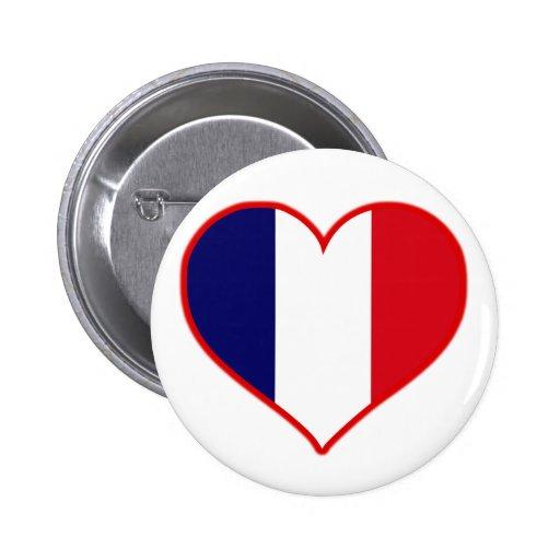 Amour de la France Pin's