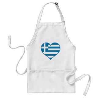Amour de la Grèce Tablier