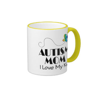 Amour de la maman I d'autisme ma tasse de