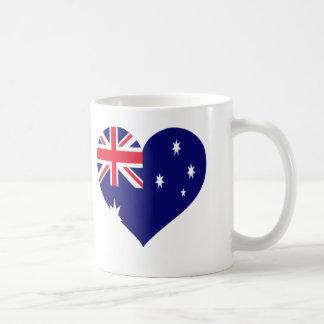 Amour de l'Australie Mug