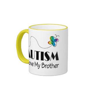 Amour de l'autisme I ma tasse de conscience de