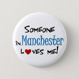 Amour de Manchester Badge