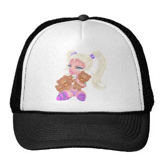 Amour de nounours casquettes de camionneur