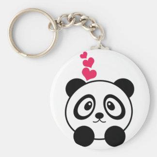 Amour de panda