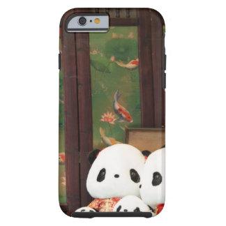 Amour de panda coque iPhone 6 tough