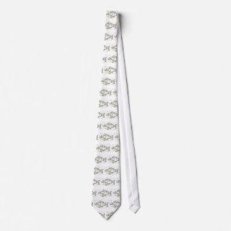 amour de poissons d'amour cravate