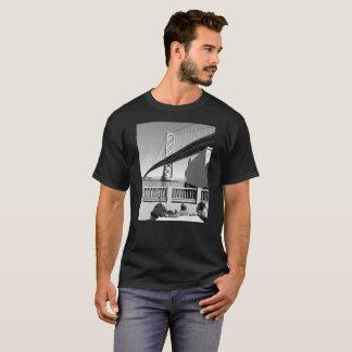 Amour de pont de baie t-shirt